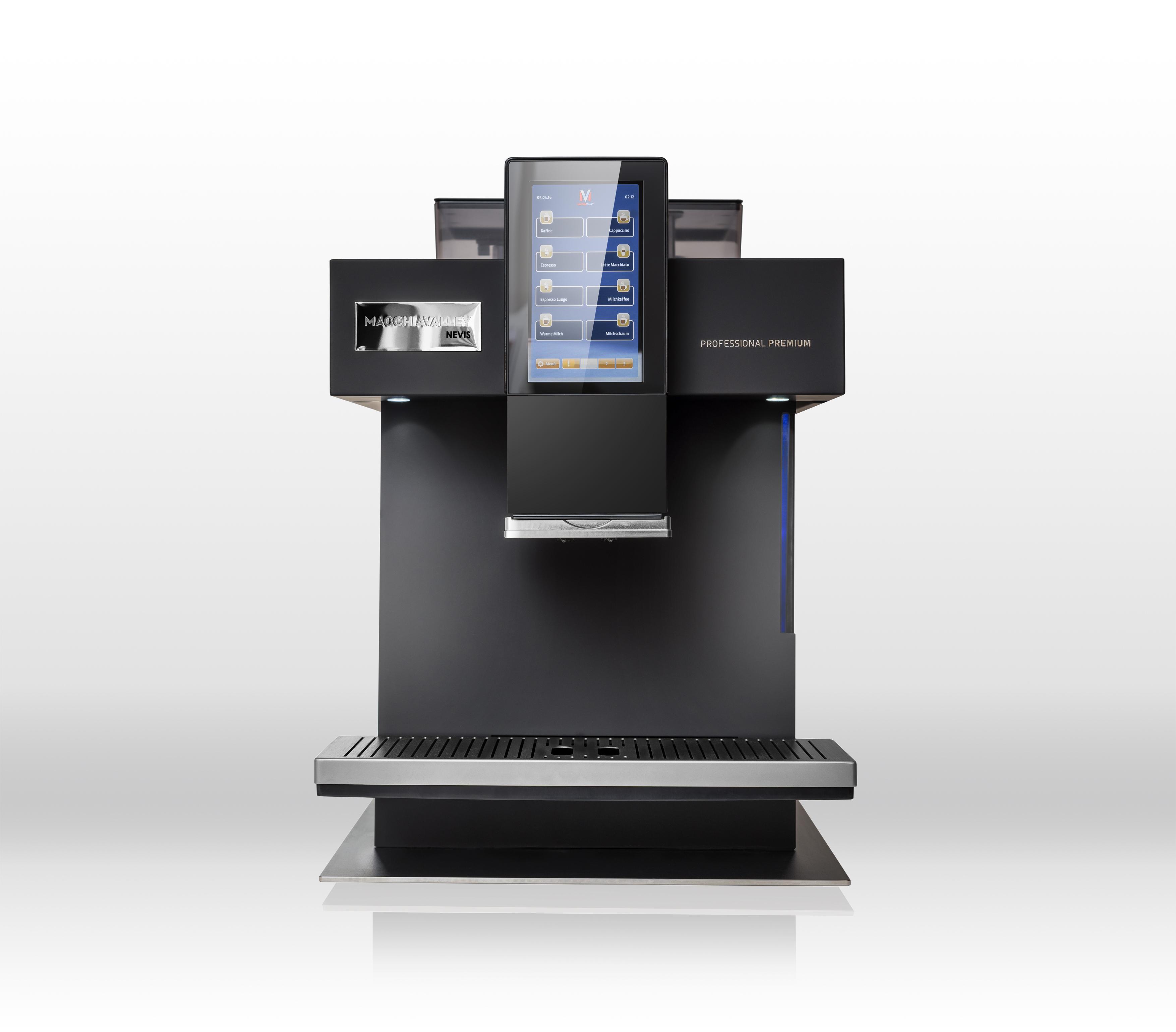 4 Kaffeevollautomaten für die Büroküche