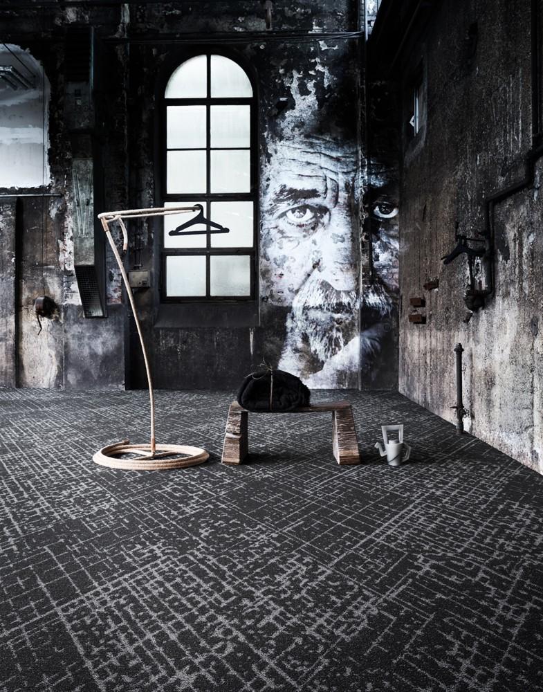Marmoleum Cocoa von Forbo Flooring.