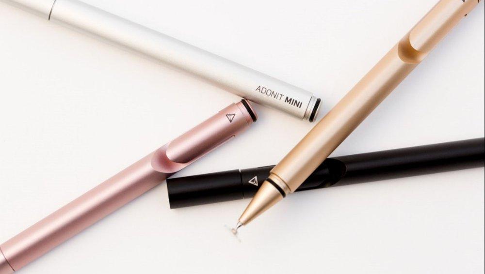 Schicke Stifte & Co. – Produkte mit Designpreis