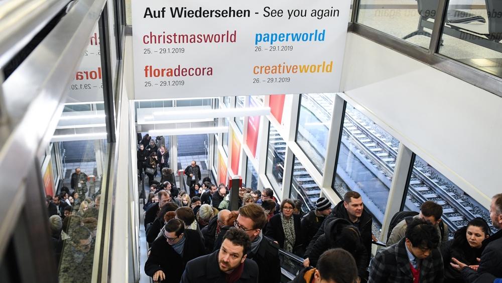 Durch die vier Messen können Synergieeffekte entstehen. Abbildung: Messe Frankfurt Exhibition GmbH/Pietro Sutera