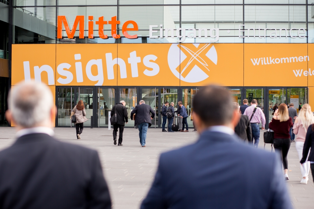 Insights-X 2018: PBS-Branche trifft sich in Nürnberg