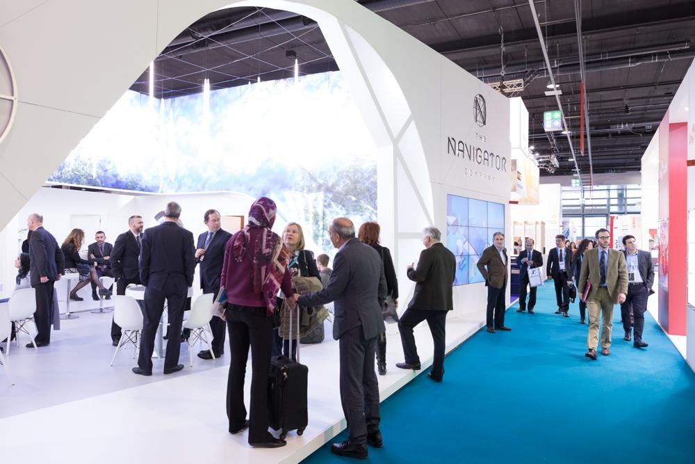Die Paperworld in Frankfurt am Main ist die internationale Leitmesse der Bürobedarfsbranche. Abbildung: Messe Frankfurt Exhibition GmbH/Jens Liebchen