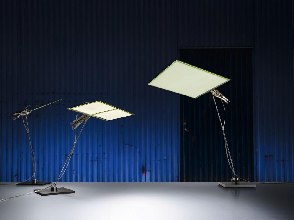 OH•LED•ONE von Ingo Maurer.