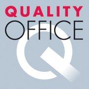 Quality Office ist das einzige Qualitätszeichen, das alle Kriterien für hochwertige Büroprodukte, kompetente Beratung und maßgeschneiderten Service verbindet.