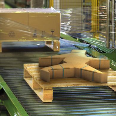Der Papiergroßhändler Antalis hat seine Deutschlandzentrale in Frechen eröffnet. Abbildung: Antalis Verpackungen GmbH