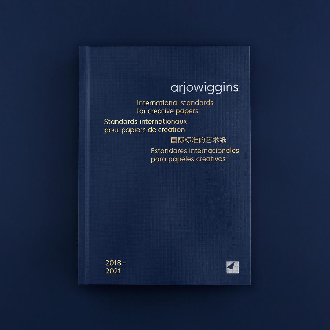 Unter anderem stellte Antalis das neue Paper Book von Arjowiggins Creative Papers mit neuen Premiumpapier-Qualitäten vor. Abbildung: Antalis Verpackungen GmbH