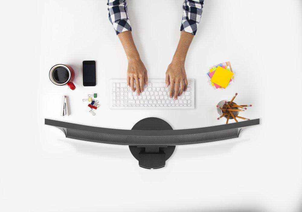 Checkliste: Der ergonomische Büromonitor