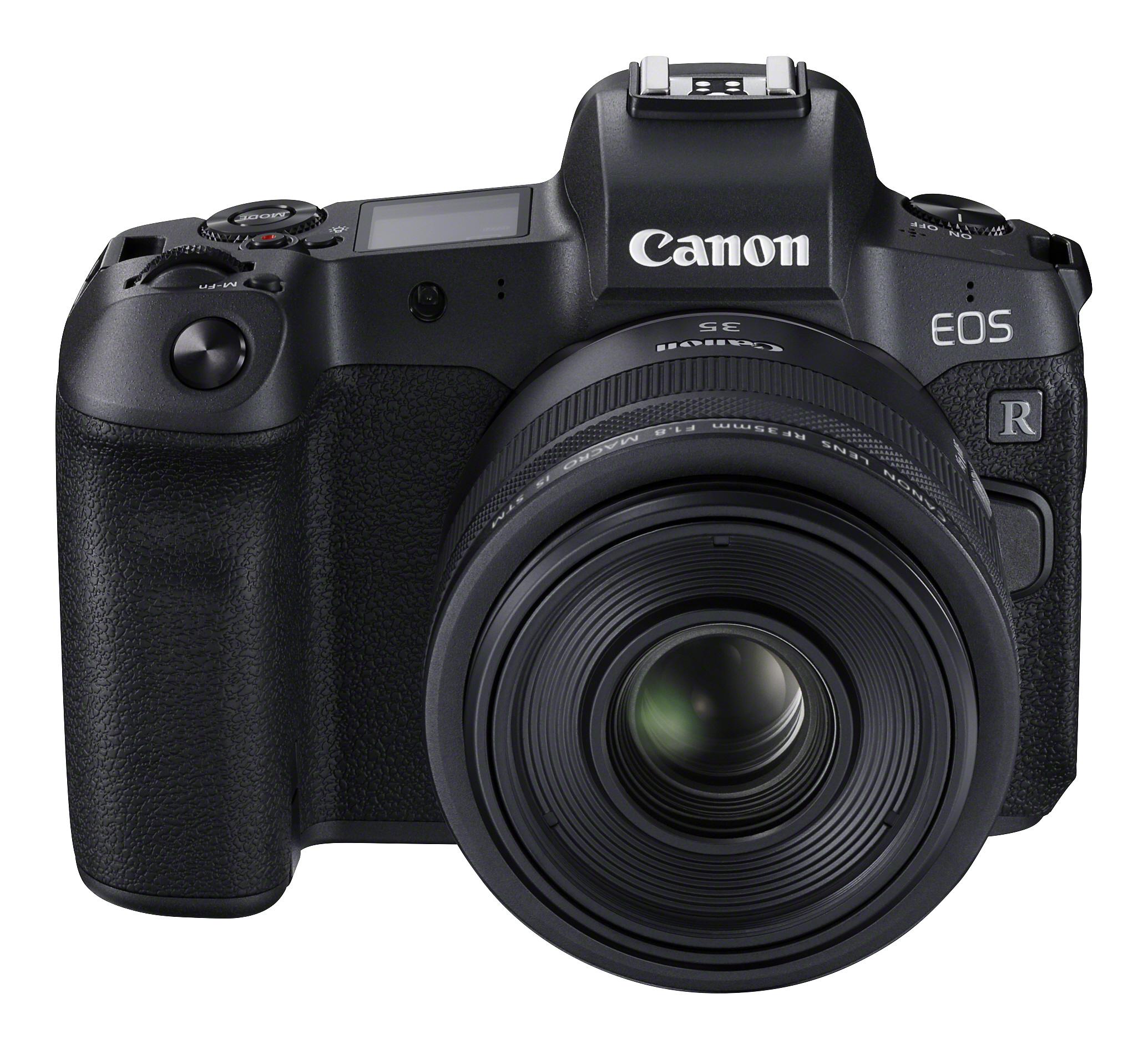Das Modell EOS R RF35 von Canon. Abbildung: Canon