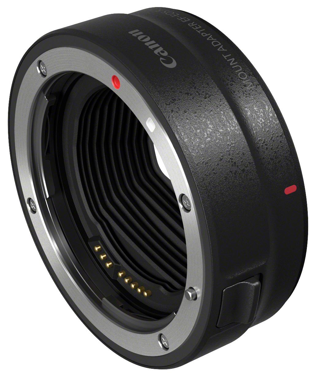 Der Mount Adapter EF EOS R von Canon. Abbildung: Canon