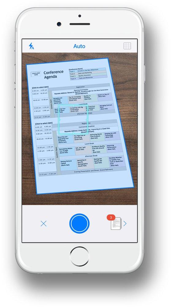 Scan-Apps zur mobilen Datenerfassung