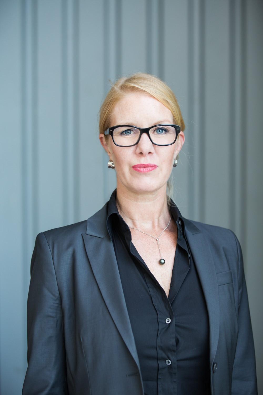 Nicole Poepsel-Wunderlich im Vertrieb von Xerox