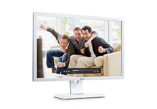 ITscope-Marktbarometer Werden im Büro immer beliebter: Monitore im 16:10-Format. Hier Dells UltraSharp U2412M.