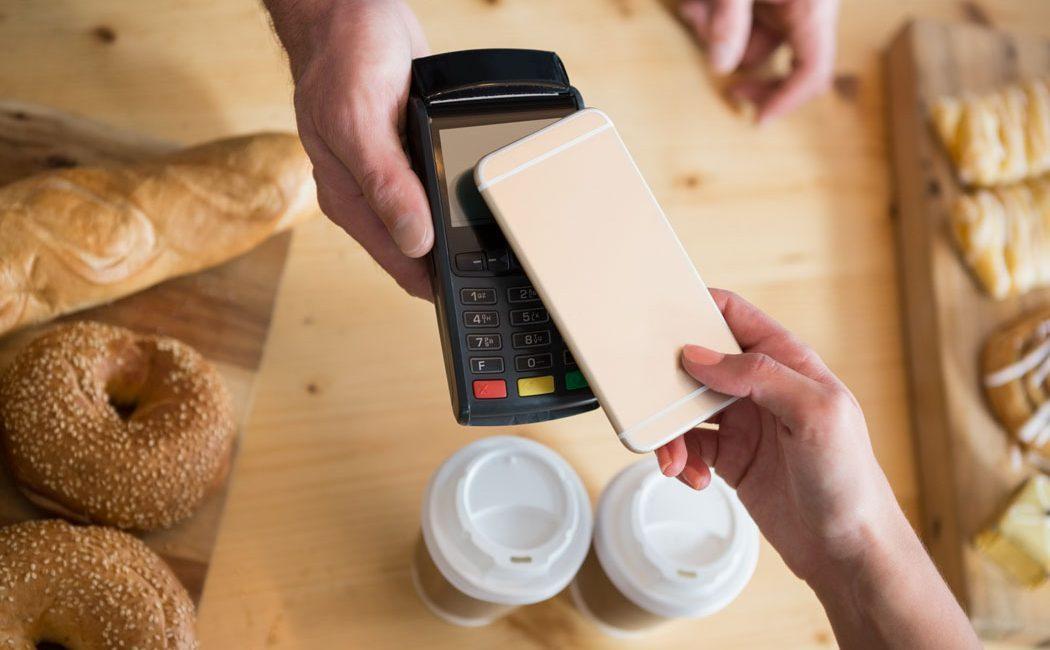 Viele Banken wie die Sparkasse unterstützen mittlerweile mobiles Bezahlen per App. Abbildung: S Payment