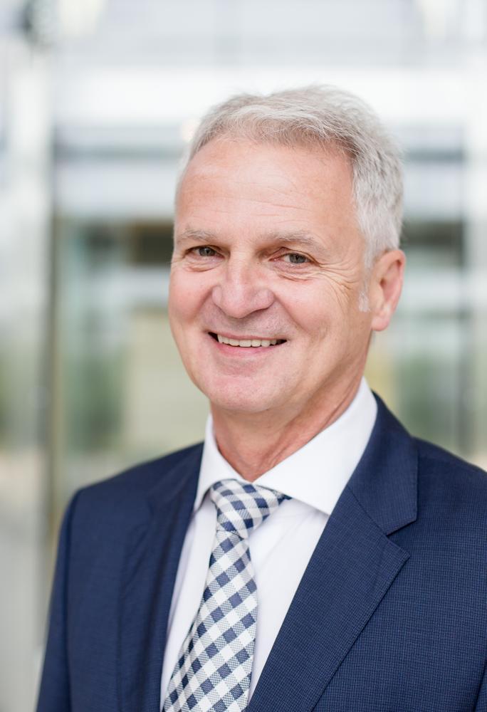 Gerhard Marz, Bereichsvorstand Öffentliche Auftraggeber Bechtle. Abbildung: Bechtle