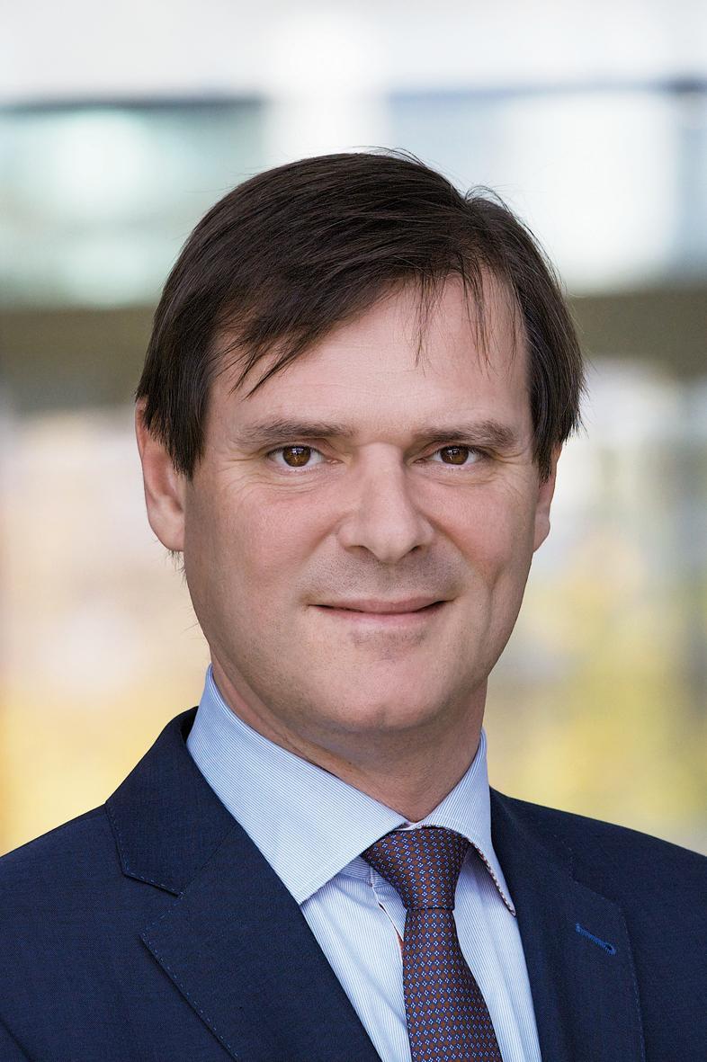 Gozard Polak, Geschäftsführer Bechtle Brüssel. Abbildung: Bechtle