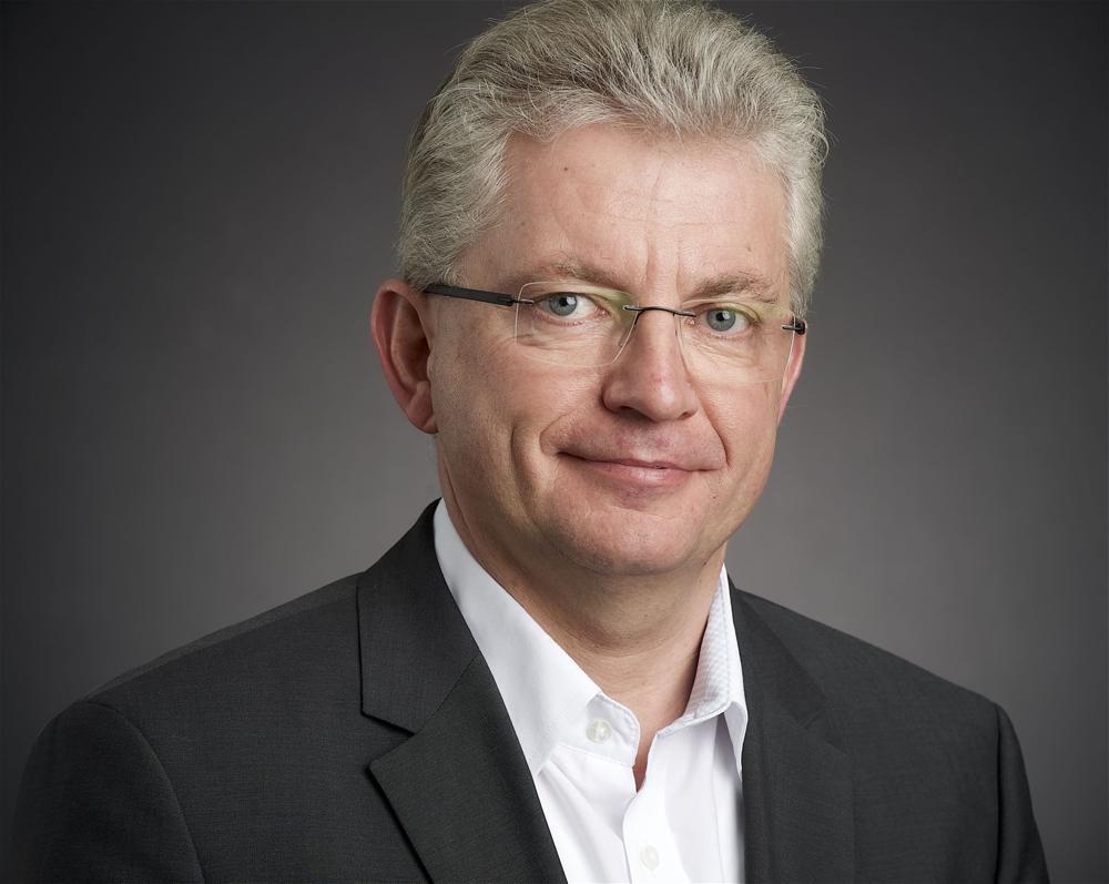 Max Ertl, neuer Vorstand für Vertrieb und Marketing bei DocuWare. Abbildung: DocuWare