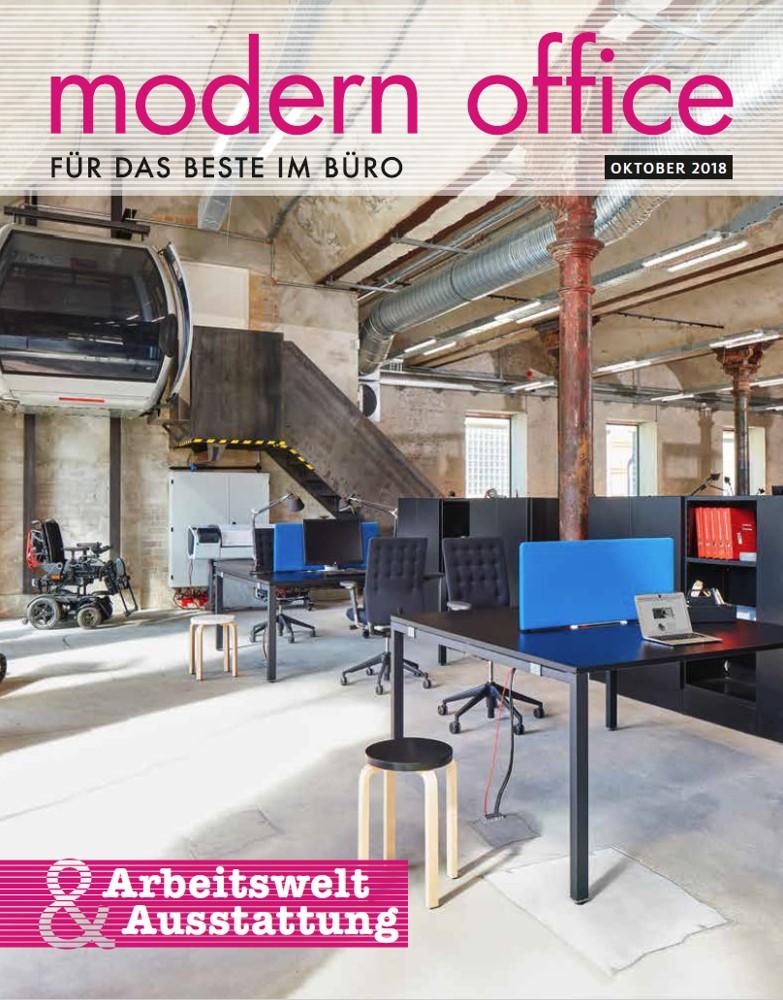Modern Office Arbeitswelt & Ausstattung