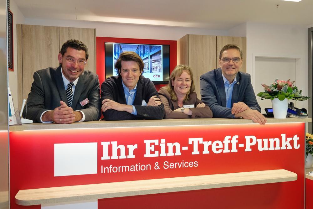 Erster Multi-Label-Paketshop in Hamburg eröffnet