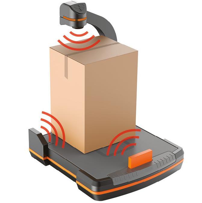 Am 1. Januar 2019 tritt das neue Verpackungsgesetz (VerpackG) in Kraft. Abbildung Letmeship