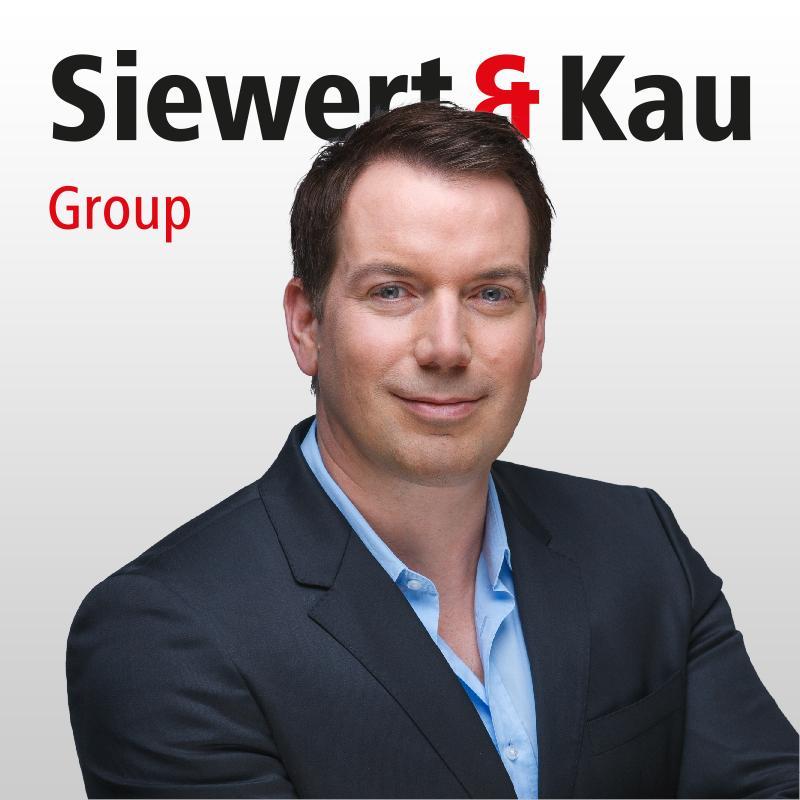 Oliver Kau, Geschäftsführer und Gründer von Siewert & Kau. Abbildung: Siewert & Kau
