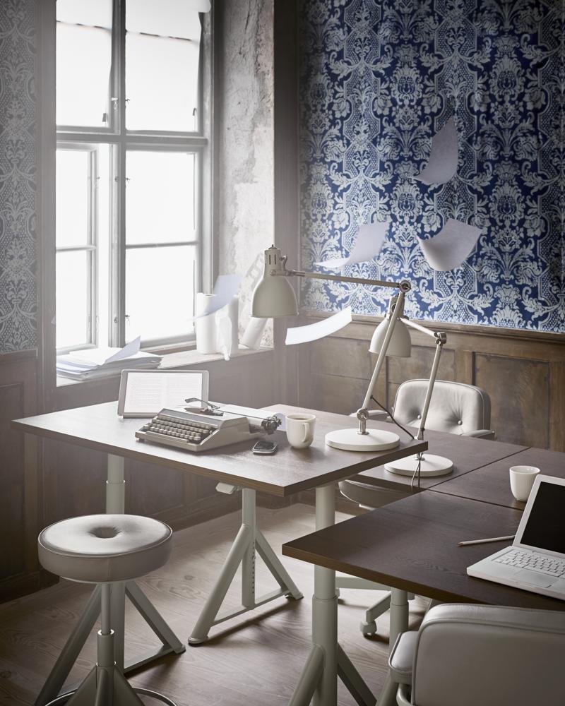 Ikea: Ergonomische Neuheiten fürs Büro