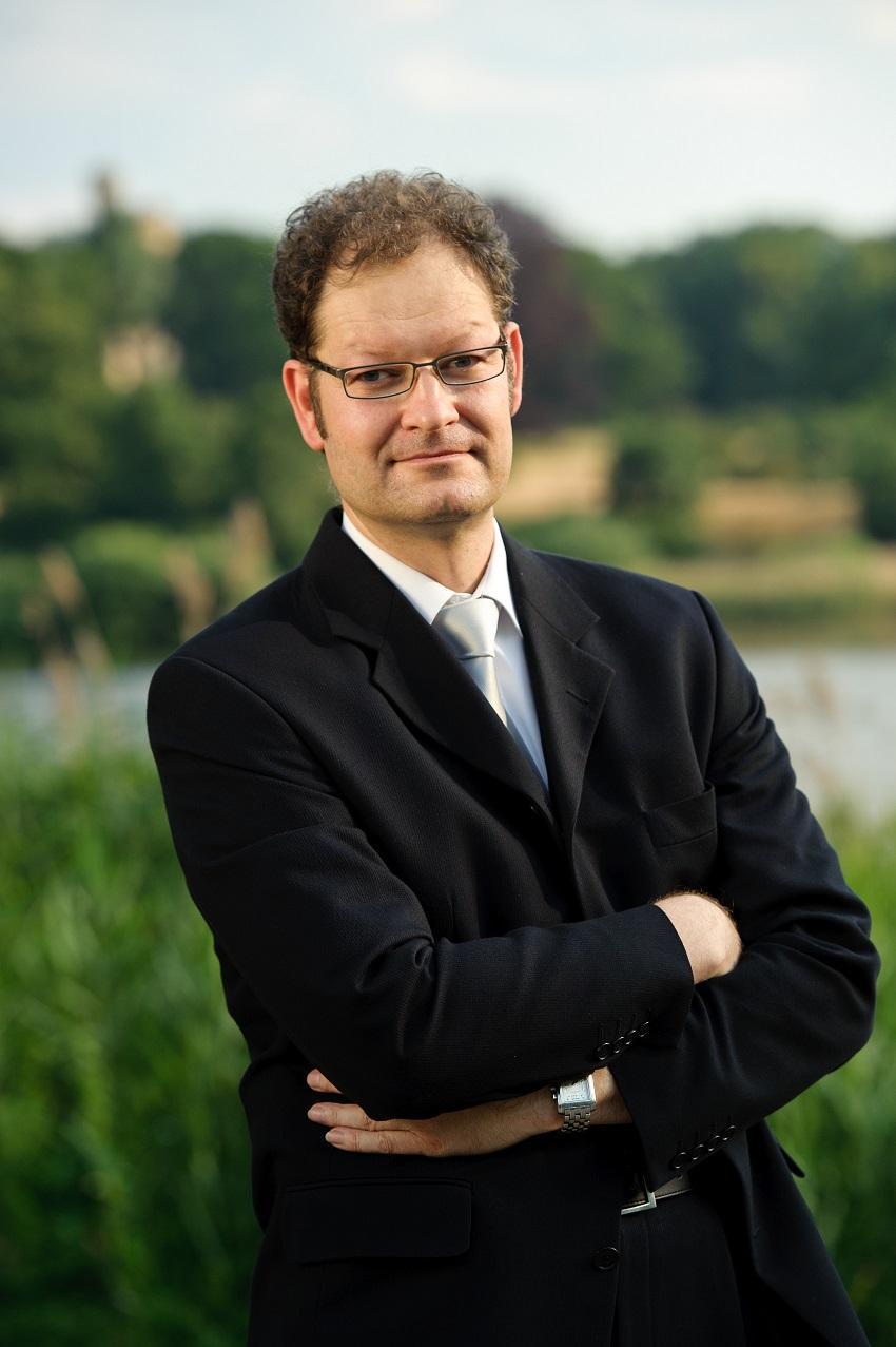 Matthias Stauch, Vorstand der Intervista AG. Abbildung: Intervista AG
