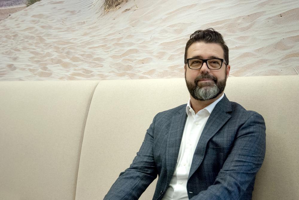 Stefan Jauernig, Sales Director für DACH-Länder bei Vepa Abbildung: Vepa