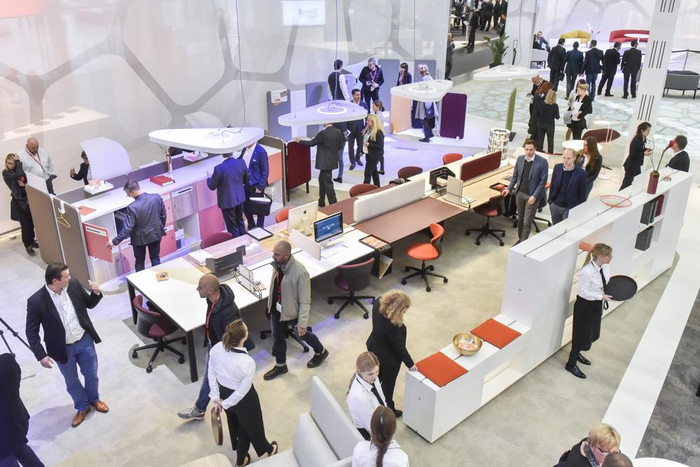 Büromöbelindustrie wächst auch 2018