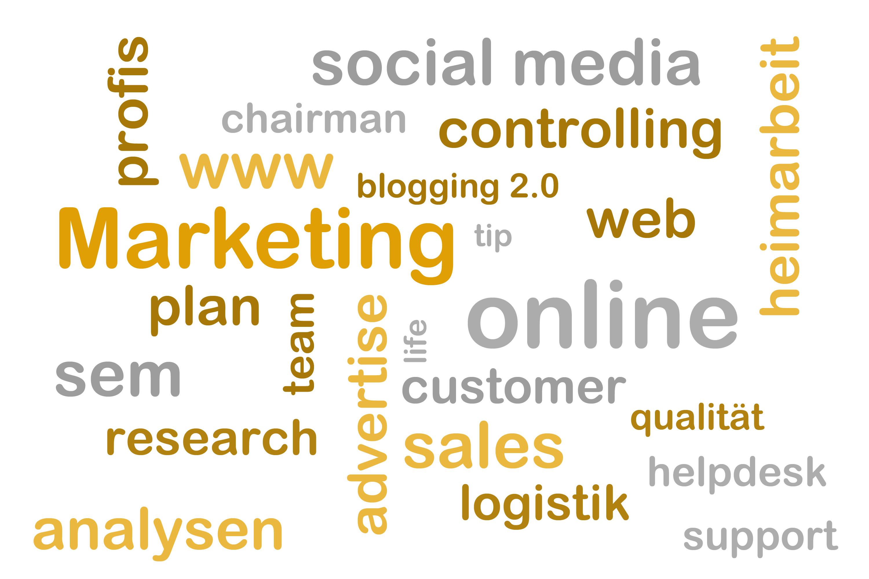 Laut Bitkom-Studie entfallen 35 Prozent des Marketingbudgets in ITK-Unternehmen auf Messen und Events, 29 Prozent auf Social Media. Abbildung: Pixelio