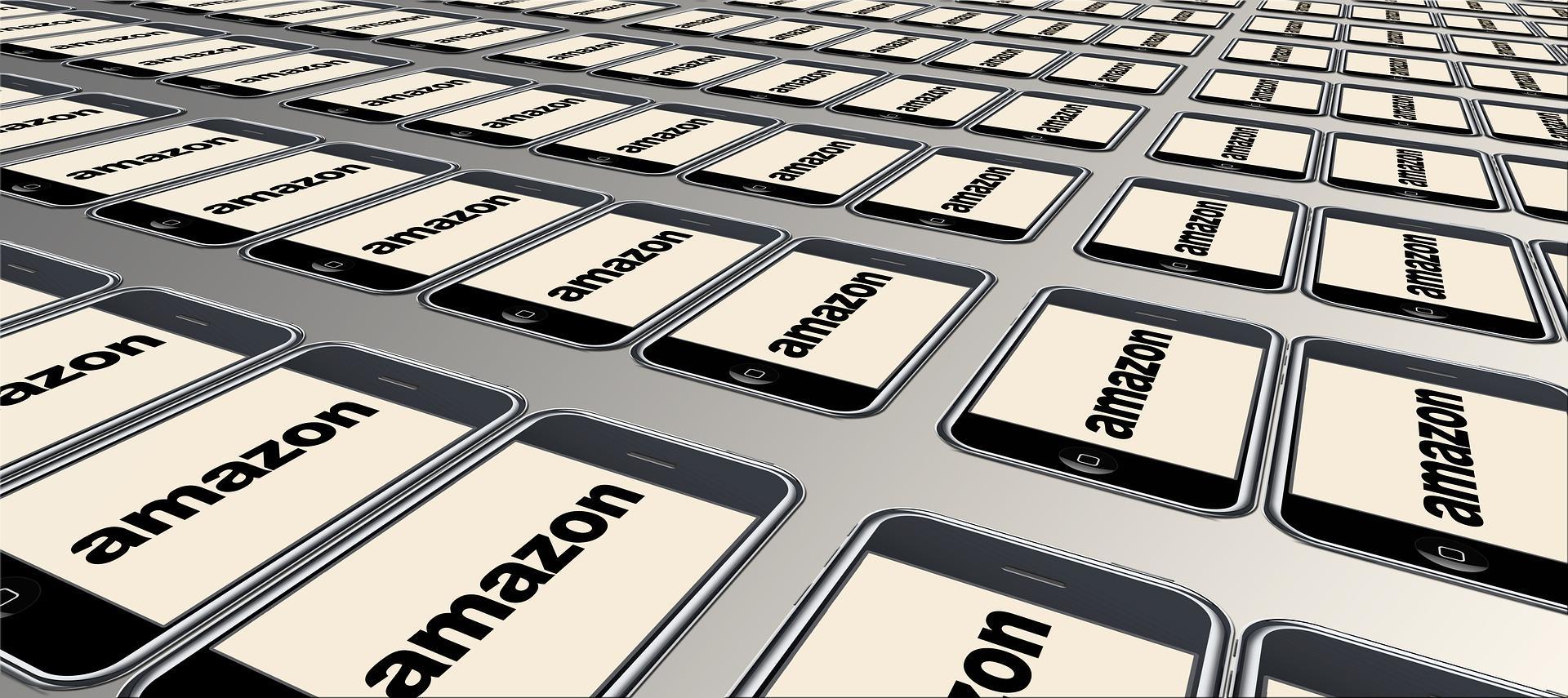 Die starke Stellung von Amazon am deutschen Markt ist kaum zu übersehen. Abbildung: Pixabay