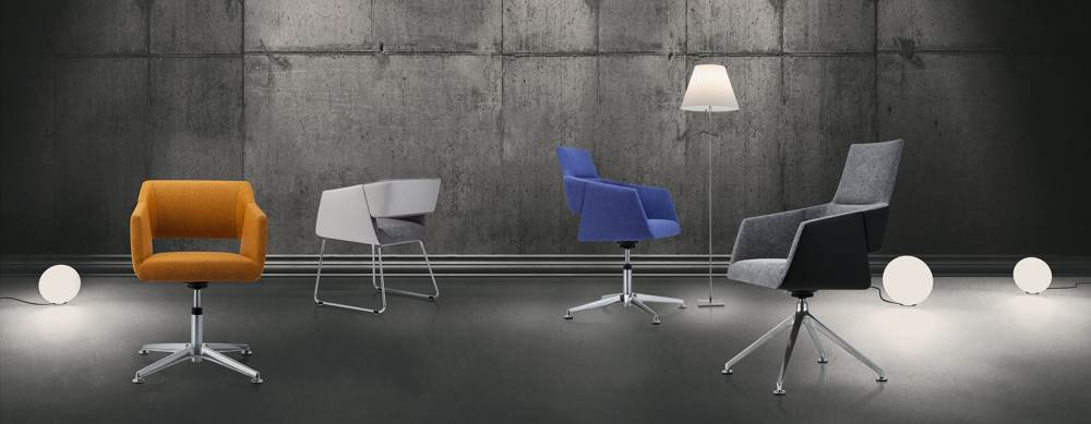 """Sessel-Serie Artiso von Köhl, ausgezeichnet in der Kategorie """"Office Furniture"""". Abbildung: Köhl"""