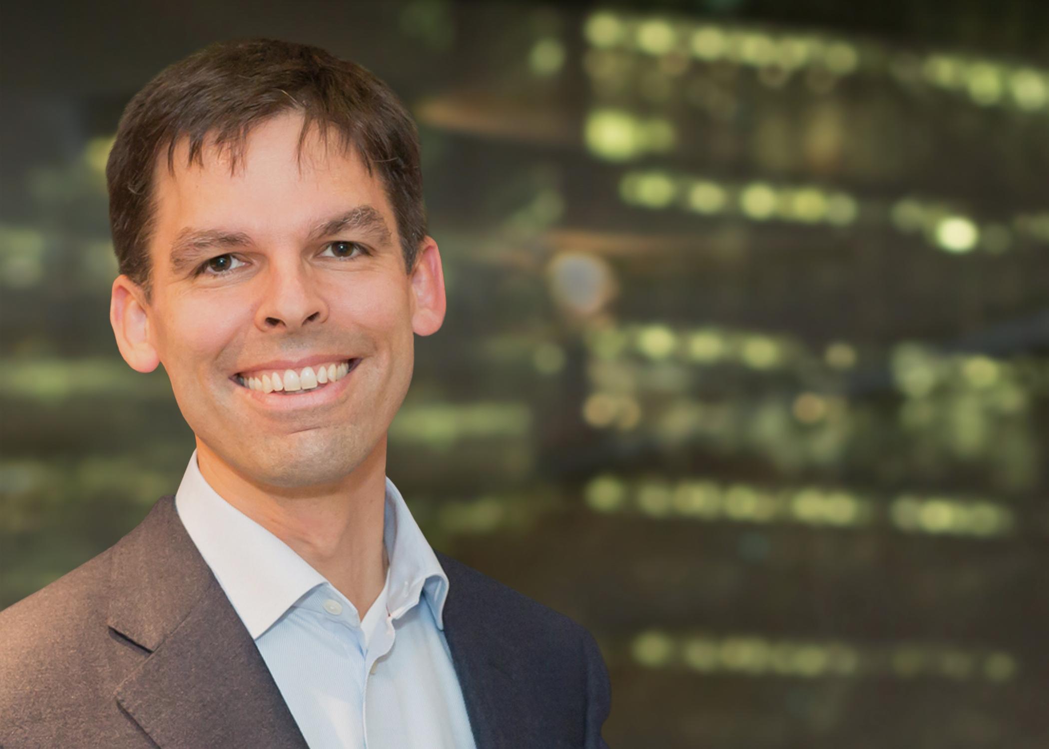 Dr. Bernd Schönwälder, Vorstand der Unite Network AG. Abbildung: Mercateo Unite