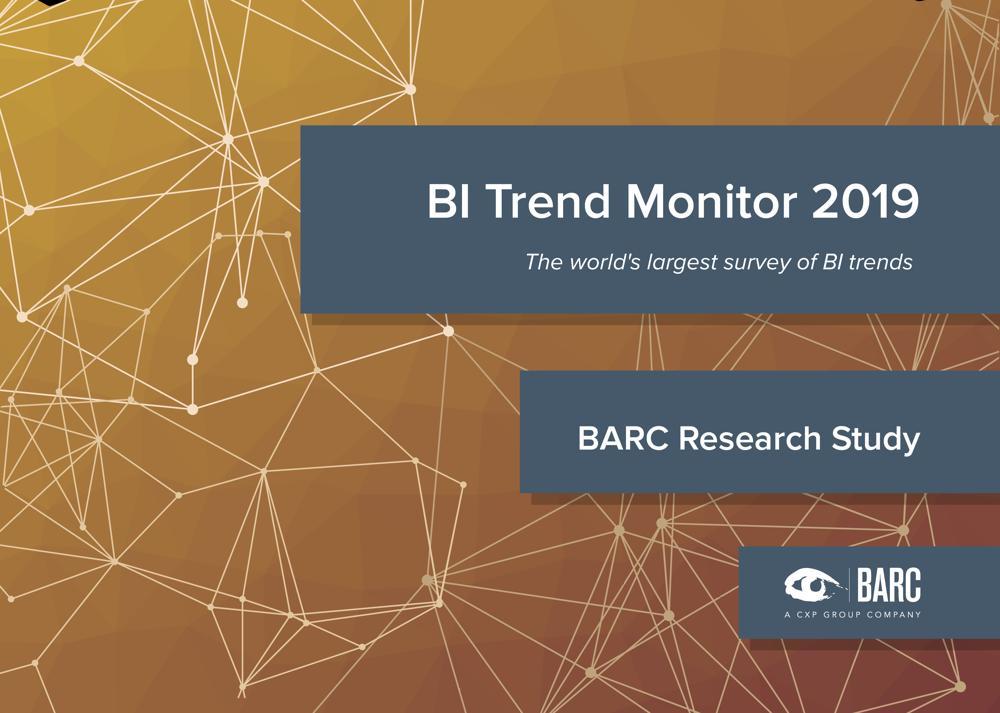 BARC: Trends in der Datenanalyse bei Unternehmen