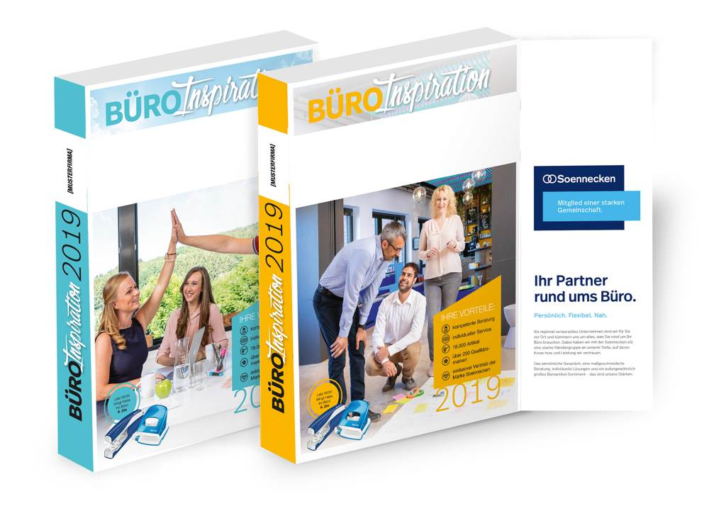 Soennecken Katalog 2019 Buro Inspiration Office Dealzz