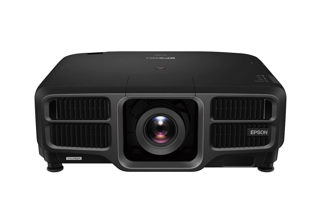 Leistungsfähige Projektoren mit Laserlichtquelle, wie der EB-L1405, helfen Epson dabei, seine Position als Marktführer weiter auszubauen. Abbildung: Epson
