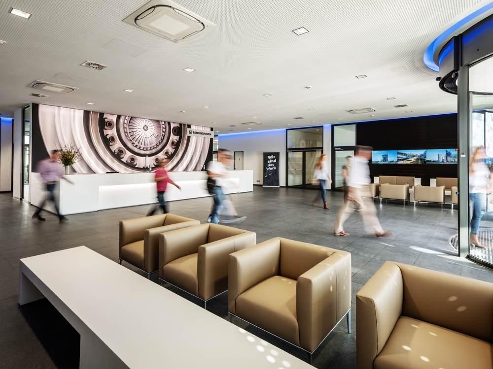 designfunktion: Neue Arbeitswelt für Benninghoven