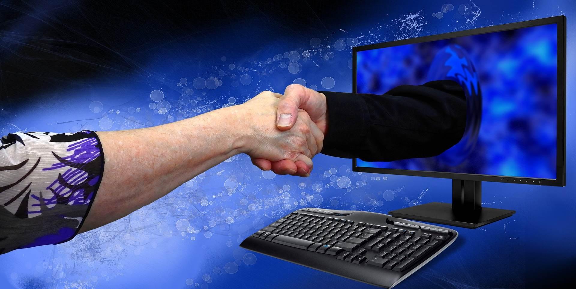 Vor allem der Verkauf von Büro-PCs hat zugenommen. Abbildung: Pixabay