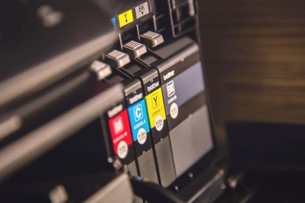 Per Knopfdruck Druckertinte mit dem Dash Button bestellen, bald nicht mehr möglich. Abbildung: Peter Dazeley