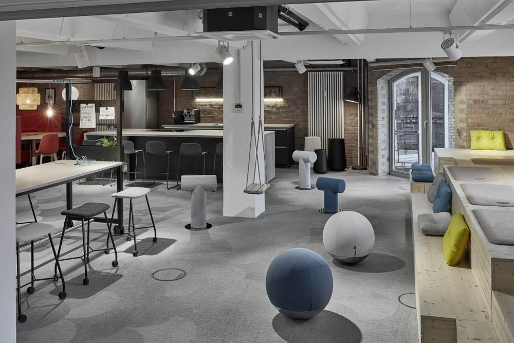 Kinnarps: Competence Center Berlin eröffnet