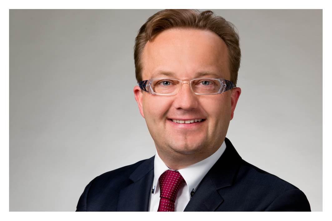 Marco Kraus, neuer Head of Sales, IT-Channel. Abbildung: Kindermann