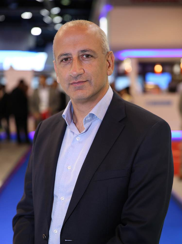Fadi Moubarak, Vice President Channels von Avaya International. Abbildung: Avaya
