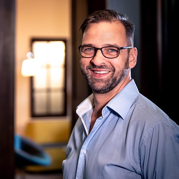 René Rösner, Vorstandsvorsitzender von Arbeitsgestalter Büro e. V. Abbildung: Arbeitsgestalter Büro e. V.
