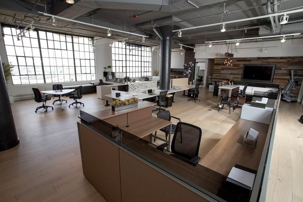 Büromöbelbranche mit Schwung ins neue Geschäftsjahr