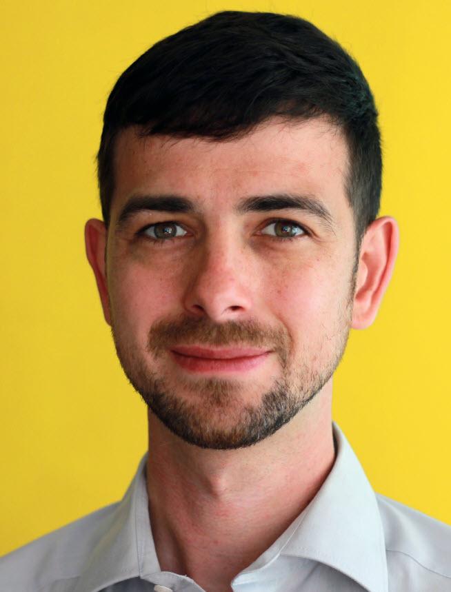 Anton Bollen, Customer & Market Strategist, sprach am 31. Januar auf der Learntec über die Erstellung von Videos zu Lehrzwecken. Abbildung: TechSmith