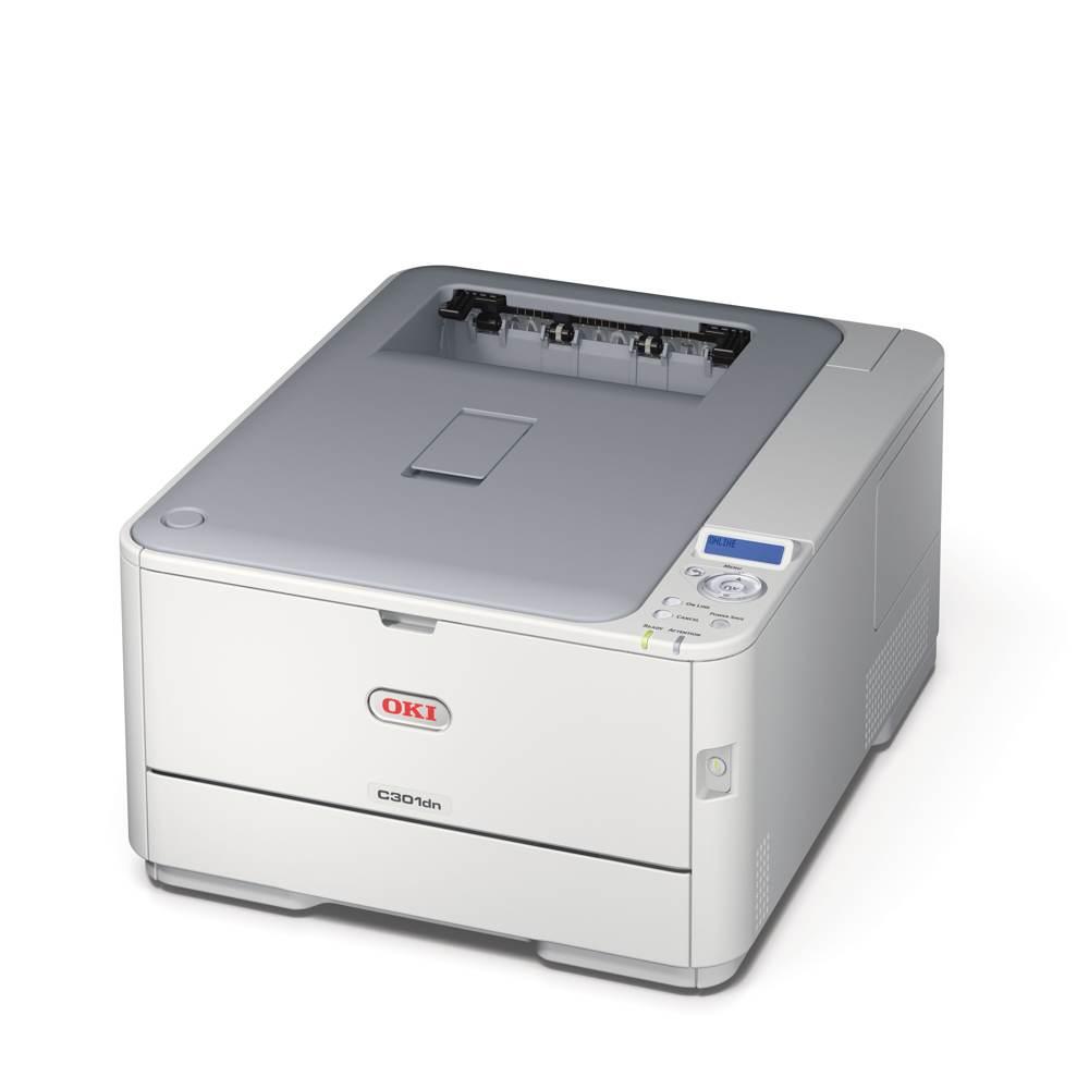 Farbdrucker C301 dn von OKI. Abbildung: OKI Europe Limited