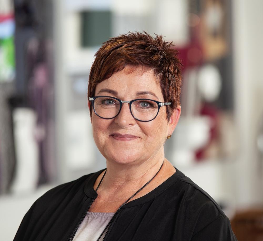 Inge Brünger-Mylius hat 1995 die Geschäftsführung von SMV übernommen. Abbildung: SMV