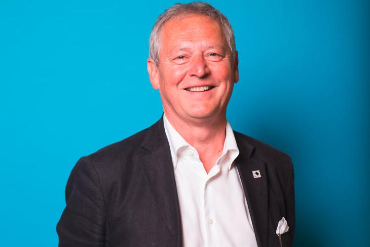 Michael Purper, Vorstand der PRISMA Fachhandels AG. Abbildung: Purper/PRISMA