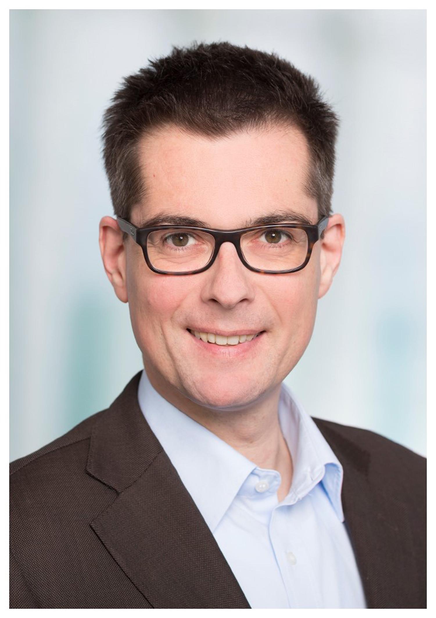 Der bisherige Vertriebsleiter Dr. Jens Gebhardt wird ab 1. Mai 2019 die Position des Commercial Director und die Verantwortung für das Business Development übernehmen. Abbildung: Kinnarps