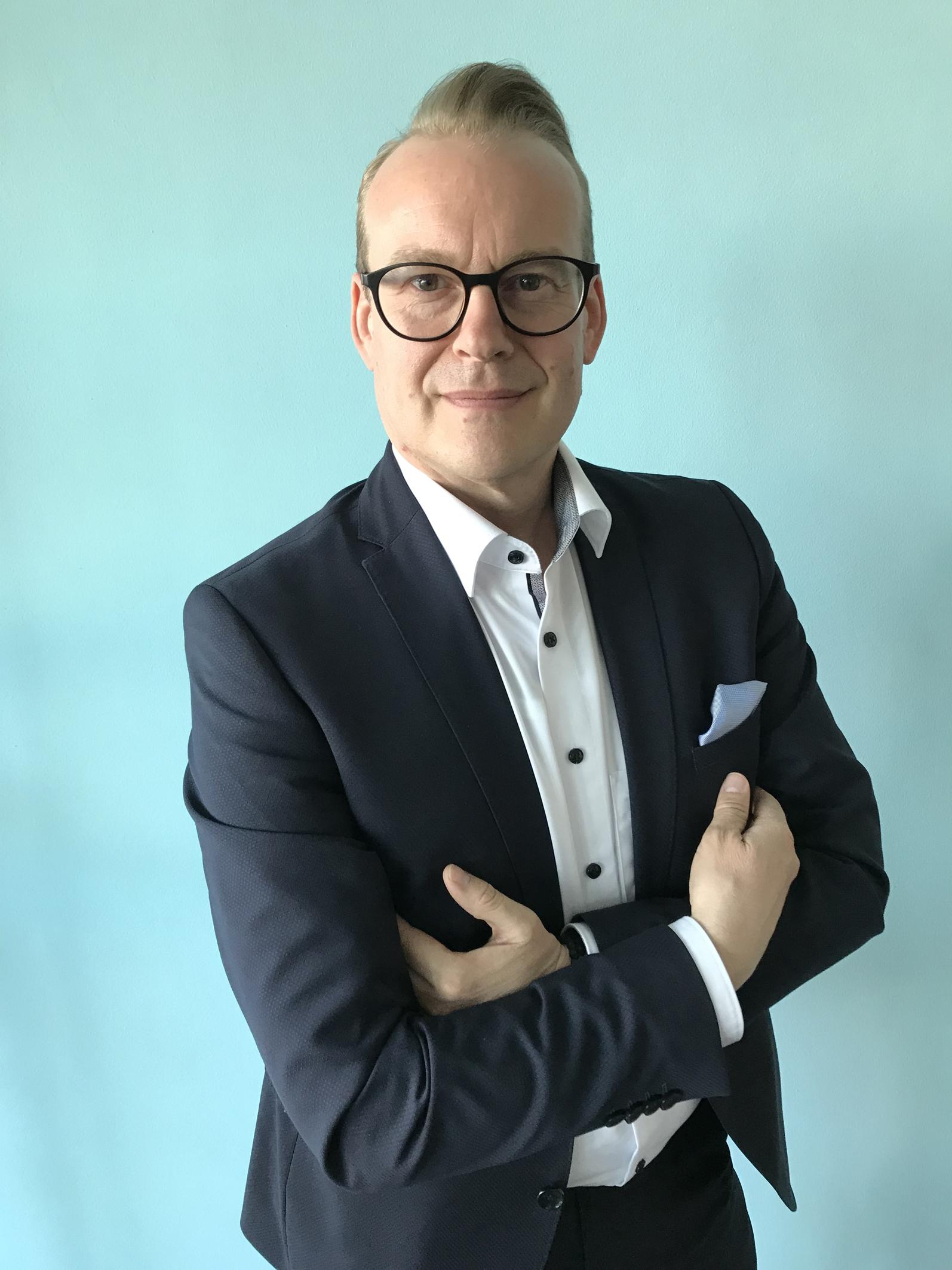 Klaus Schalk, zuvor Global Account Manager, übernimmt ab 1. Mai 2019 die Position des Vertriebsleiters der Kinnarps GmbH. Abbildung: Kinnarps