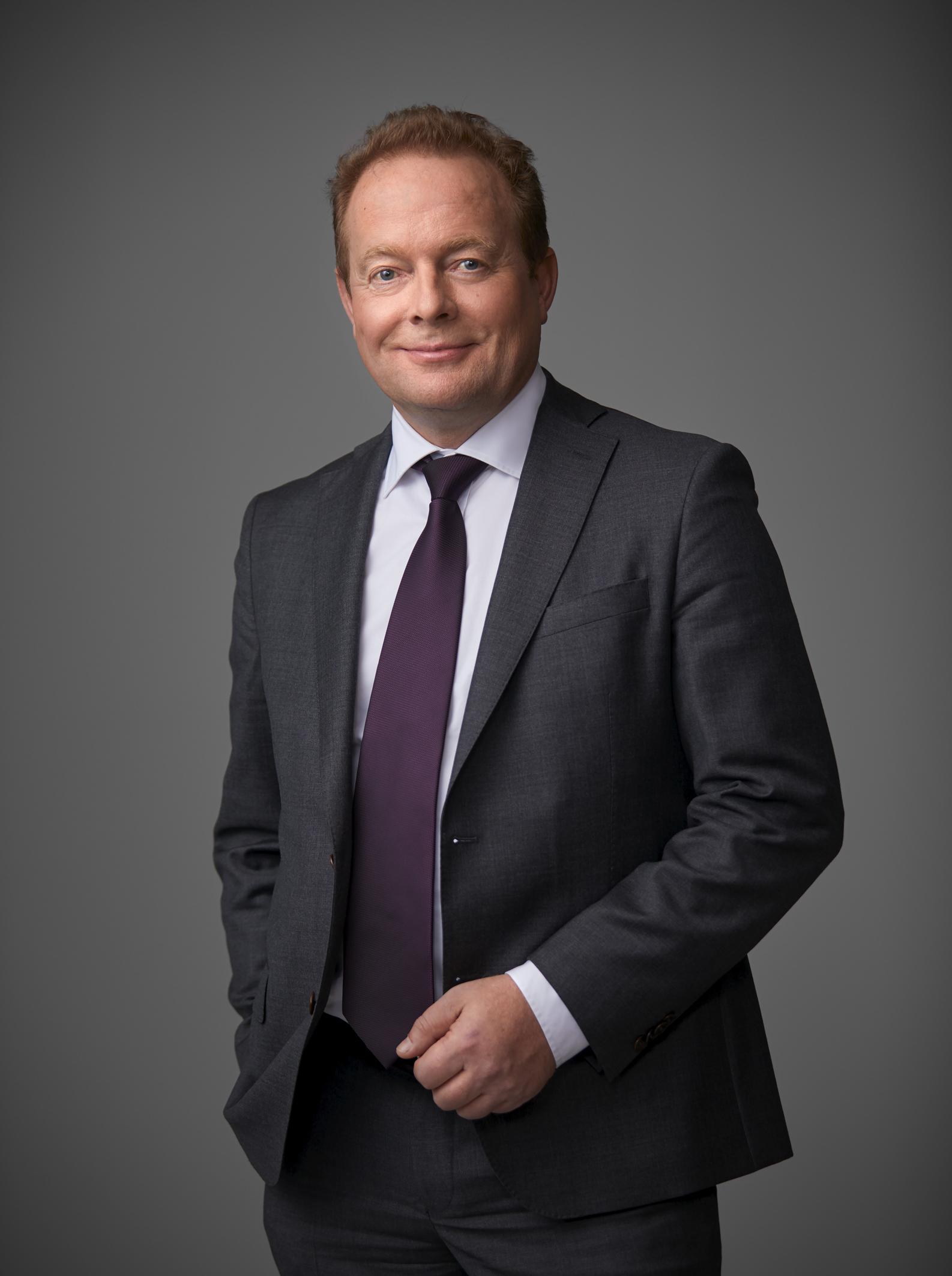 Die Geschäfte der Kinnarps GmbH werden durch den CEO der Kinnarps Gruppe, Robert Petersson, weitergeführt. Abbildung: Kinnarps